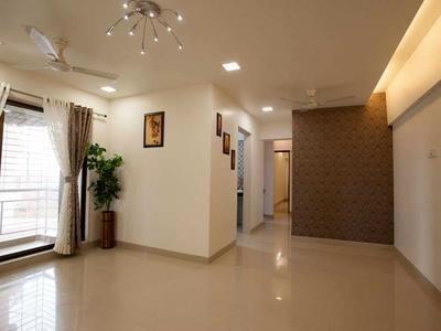 1050 sqft, 2 bhk Apartment in Builder Project Kharghar, Mumbai at Rs. 20000