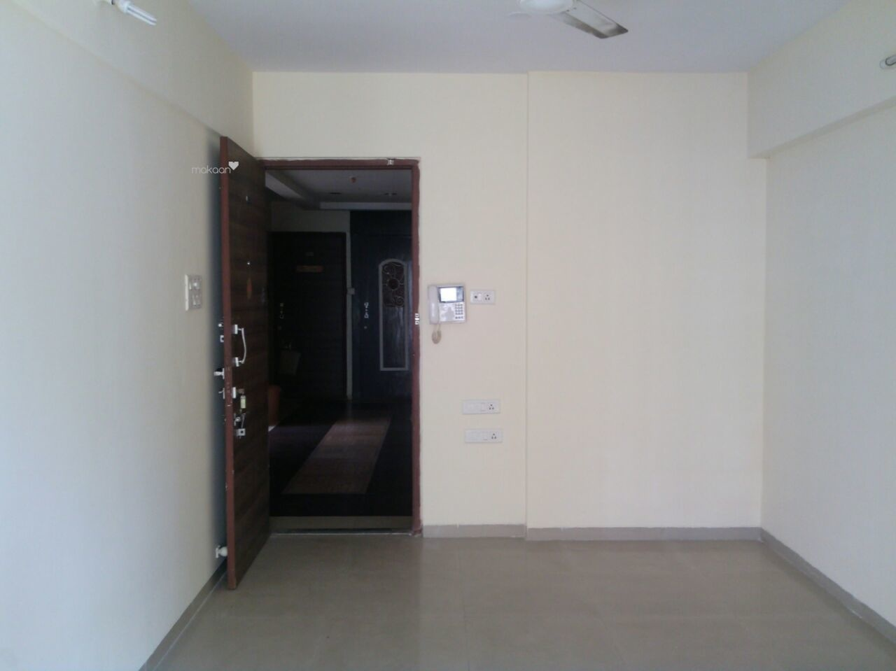 650 sq ft 1BHK 1BHK+1T (650 sq ft) Property By Bhoomi Enterprises In Project, Kamothe