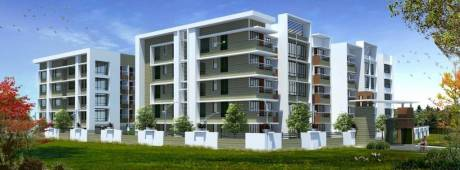 1088 sqft, 2 bhk Apartment in Aryan Banyan Courtyard Patrapada, Bhubaneswar at Rs. 36.2186 Lacs