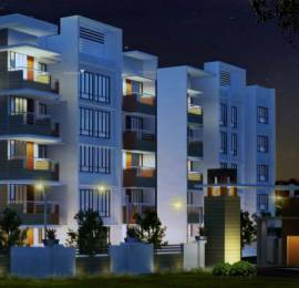 1180 sqft, 2 bhk Apartment in Aryan Banyan Courtyard Patrapada, Bhubaneswar at Rs. 39.6177 Lacs