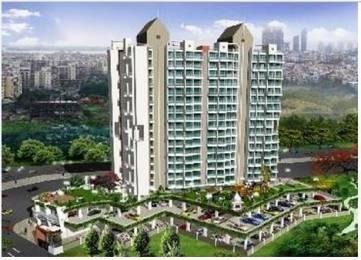 1070 sqft, 2 bhk Apartment in Vision Phoenix Heights Kalamboli, Mumbai at Rs. 69.0000 Lacs