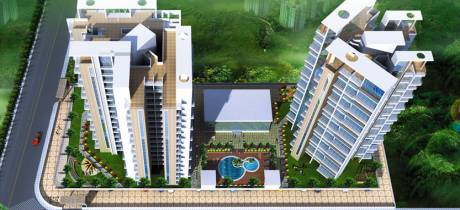 710 sqft, 1 bhk Apartment in Akshar Valencia Kalamboli, Mumbai at Rs. 55.0000 Lacs