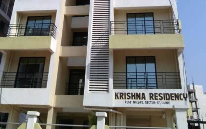 625 sqft, 1 bhk Apartment in Builder Krishna Residency Roadpali Roadpali, Mumbai at Rs. 40.0000 Lacs