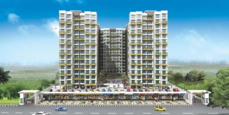 738 sqft, 1 bhk Apartment in Gami Amar Harmony Taloja, Mumbai at Rs. 12000
