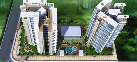 1030 sqft, 2 bhk Apartment in Akshar Valencia Kalamboli, Mumbai at Rs. 13000