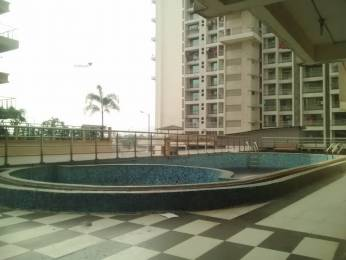 1265 sqft, 2 bhk Apartment in Builder Crown Imperial Tower Roadpali, Mumbai at Rs. 18000