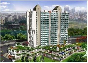 665 sqft, 1 bhk Apartment in Shreeji Phoenix Nest Kalamboli, Mumbai at Rs. 50.0000 Lacs