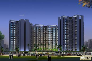 735 sqft, 1 bhk Apartment in Gajra Bhoomi Gardenia 1 Roadpali, Mumbai at Rs. 14500