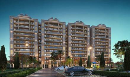1721 sqft, 3 bhk Apartment in Builder Motia Blue Ridge PEER MUCHALLA ADJOING SEC 20 PANCHKULA, Chandigarh at Rs. 61.4000 Lacs