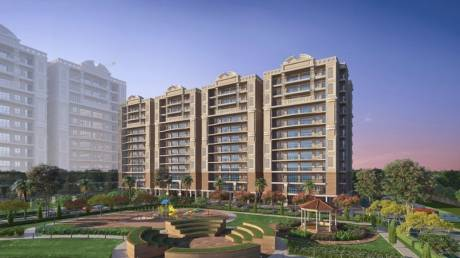 1611 sqft, 3 bhk Apartment in Builder Motia Blue Ridge PEER MUCHALLA ADJOING SEC 20 PANCHKULA, Chandigarh at Rs. 58.9000 Lacs