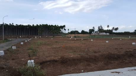 588 sqft, Plot in Springfield Spring Garden Vedapatti, Coimbatore at Rs. 9.5000 Lacs