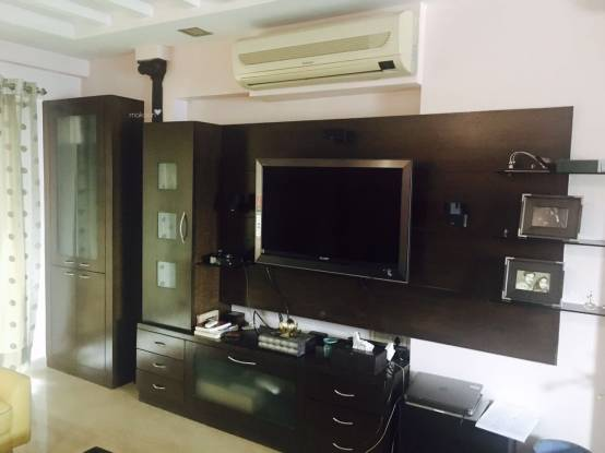 1500 sqft, 3 bhk Apartment in Supreme Lake Lucerne Powai, Mumbai at Rs. 90000
