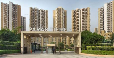 1410 sqft, 3 bhk Apartment in Paras Tierea Sector 137, Noida at Rs. 56.4000 Lacs