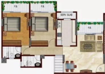 1000 sqft, 2 bhk Apartment in Srishti Heights Bhandup West, Mumbai at Rs. 40000