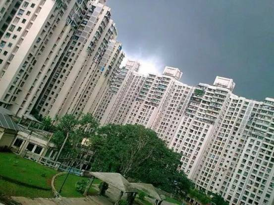 870 sqft, 2 bhk Apartment in HDIL Dreams Tower Bhandup West, Mumbai at Rs. 34000