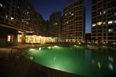 1370 sqft, 3 bhk Apartment in Nisarg Hyde Park Kharghar, Mumbai at Rs. 1.3400 Cr