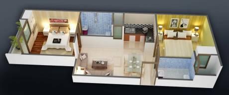 915 sqft, 2 bhk Apartment in Builder antriksh nri city Sidcul, Haridwar at Rs. 28.0000 Lacs