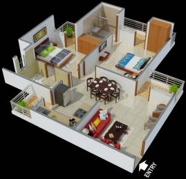 750 sqft, 2 bhk BuilderFloor in Deep Apartment DLF Ankur Vihar, Ghaziabad at Rs. 20.0000 Lacs