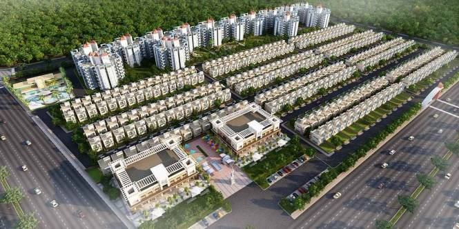 540 sqft, 1 bhk Apartment in Lotus Homz Sector 111, Gurgaon at Rs. 15.5000 Lacs