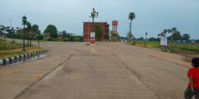 1017 sqft, Plot in Builder Royal Garden Patiala Highway, Zirakpur at Rs. 15.3600 Lacs