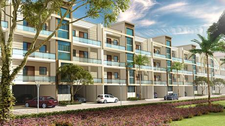 1190 sqft, 2 bhk Apartment in Builder Metro Town Peer Muchalla, Zirakpur at Rs. 32.9000 Lacs