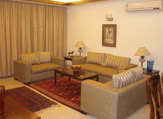 1100 sqft, 2 bhk Apartment in Builder Project Kharghar, Mumbai at Rs. 18000