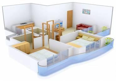 1155 sqft, 2 bhk Apartment in Paradise Sai Spring Kharghar, Mumbai at Rs. 1.0000 Cr