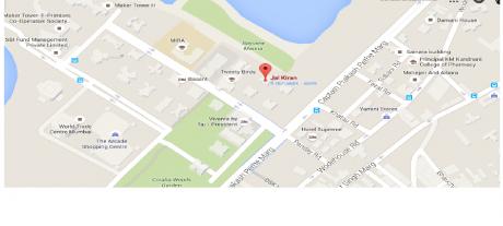 1150 sqft, 2 bhk Apartment in S Raheja Jal Kiran CHS Cuffe Parade, Mumbai at Rs. 1.4000 Lacs