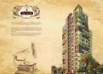 1565 sqft, 3 bhk Apartment in Keventer The North Cossipore, Kolkata at Rs. 94.0000 Lacs