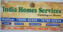India Homes Services