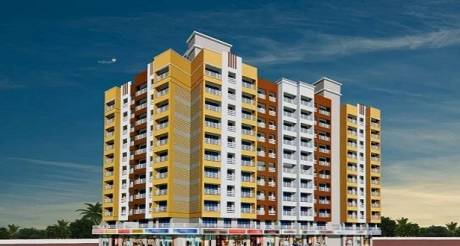555 sqft, 1 bhk Apartment in Builder Crystal Pallazo Nalasopara West, Mumbai at Rs. 6500
