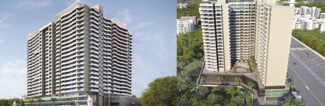 700 sqft, 1 bhk Apartment in SK Imperial Heights Mira Road East, Mumbai at Rs. 54.6000 Lacs