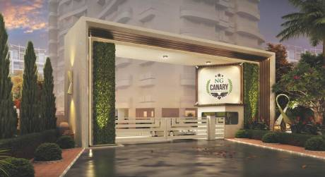 950 sqft, 2 bhk Apartment in RNA N G Canary Mira Road East, Mumbai at Rs. 65.0000 Lacs