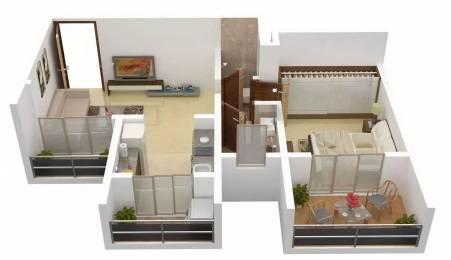 580 sqft, 1 bhk Apartment in KM Narmada Mohan Naigaon East, Mumbai at Rs. 24.0700 Lacs