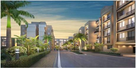 600 sqft, 1 bhk Apartment in Qualcon Palms Rasayani, Mumbai at Rs. 18.0000 Lacs