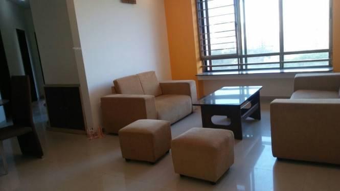 1330 sqft, 3 bhk Apartment in Evershine Millennium Paradise Kandivali East, Mumbai at Rs. 48000