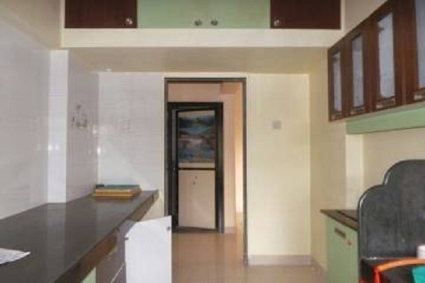 1200 sqft, 3 bhk Apartment in Builder Project thakur village kandivali east, Mumbai at Rs. 37000