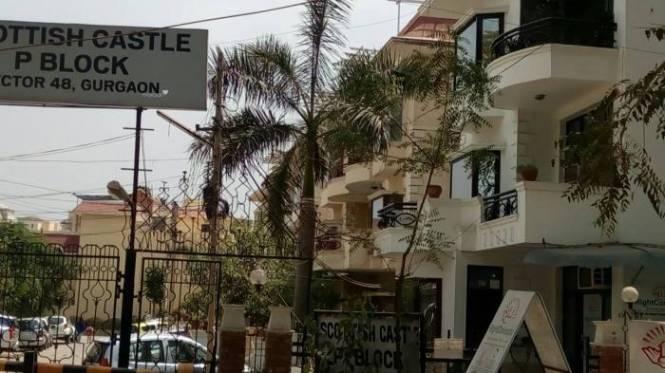 1550 sqft, 3 bhk BuilderFloor in Niho Scottish Castle Sector 49, Gurgaon at Rs. 1.4500 Cr