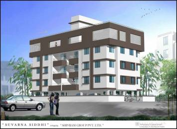 1300 sqft, 2 bhk Apartment in Builder suvarn sidhi opp hotel jatra Adgaon, Nashik at Rs. 40.0000 Lacs