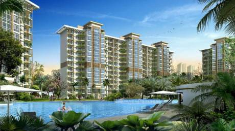 1720 sqft, 3 bhk Apartment in Emaar Palm Gardens Sector 83, Gurgaon at Rs. 1.2000 Cr