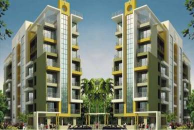 690 sqft, 1 bhk Apartment in Krishh Krishna Residency Kharghar, Mumbai at Rs. 55.0000 Lacs