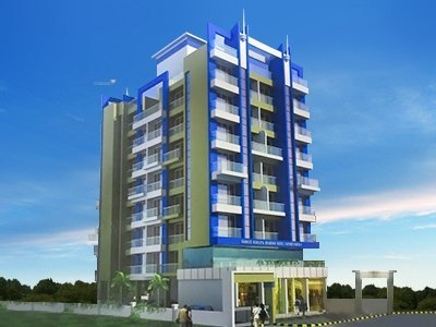 1000 sqft, 2 bhk Apartment in Shree Krupa Harsh Neel Kharghar, Mumbai at Rs. 65.0000 Lacs