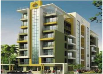 658 sqft, 1 bhk Apartment in Krishh Krishna Residency Kharghar, Mumbai at Rs. 46.0000 Lacs