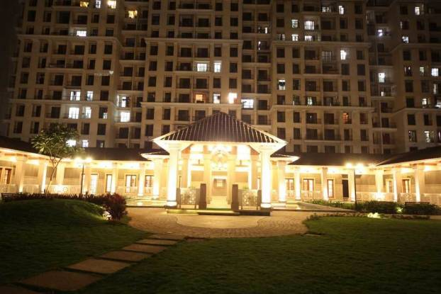 1370 sqft, 3 bhk Apartment in Nisarg Hyde Park Kharghar, Mumbai at Rs. 1.3500 Cr