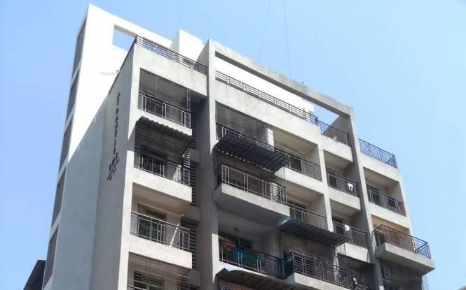664 sqft, 1 bhk Apartment in Gurukripa Atlantis CHS Kharghar, Mumbai at Rs. 47.0000 Lacs