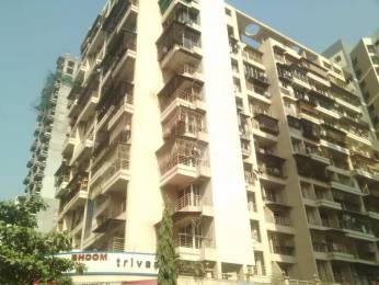 670 sqft, 1 bhk Apartment in Gajra Bhoomi Trivas Kharghar, Mumbai at Rs. 50.0000 Lacs