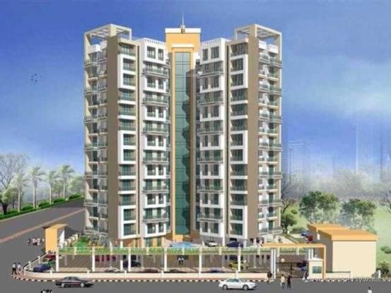 590 sqft, 1 bhk Apartment in Builder vishwakarma tower kharghar Sector-34 Kharghar, Mumbai at Rs. 14500