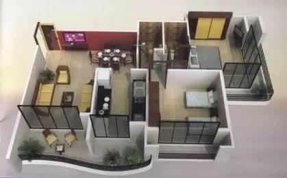 1111 sqft, 2 bhk Apartment in Labh Status Vihar Kharghar, Mumbai at Rs. 80.0000 Lacs