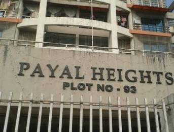 1200 sqft, 2 bhk Apartment in Builder payal heights Sector 19 Kharghar, Mumbai at Rs. 19500
