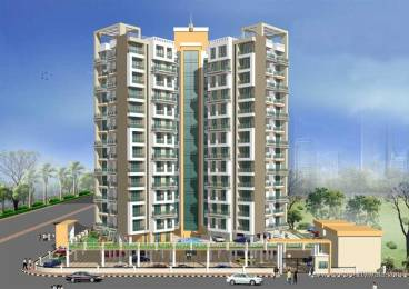 1580 sqft, 3 bhk Apartment in Builder M K Morya Heights Sector 18 Kharghar, Mumbai at Rs. 25000